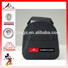Bolsa de bolos de alta calidad Bolso de bowling Bolso de bolos negro