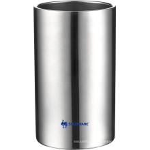 Réfrigérateur à double paroi en acier inoxydable de haute qualité
