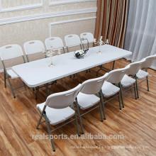 Mesa de picnic de plástico Niceway Mesa de picnic de venta por mayor