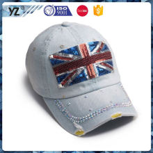 Factory supply top quality cross cowboy cap in many style