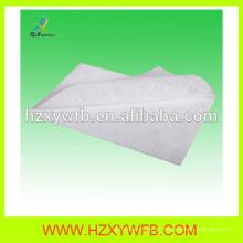 Qualquer toalha de linha aérea descartável não tecida de Spunlace do tamanho / perfume