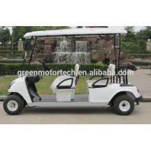 2 Sitze Preise Elektro-Golf-Auto für Golfplätze