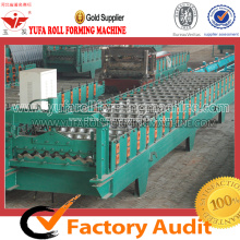 New design corrugated metal panel roll forming machine