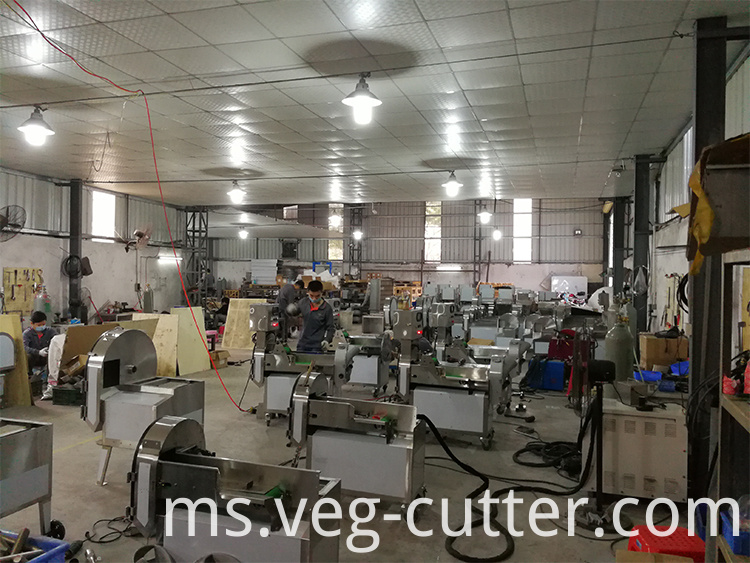 Vegetables Slicer Machine