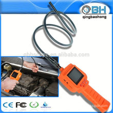 pipe viewer cameras 2.4 inch TFT LCD rigid borescope flexible and rigid borescope