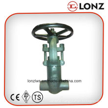 ANSI A105n Socket Weld Pressure Seal Forged Steel Gate Valve