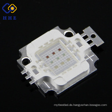 10W RGB LED Diode Epistar Chip LED (RoHS)