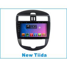 Автомобильный DVD-плеер с системой Android для новой Tiida с автомобильным GPS-навигатором / автомобильным плеером / навигацией