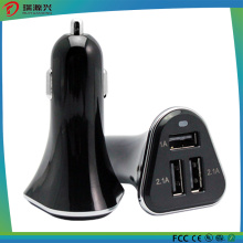 Promotional Triple USB Port Car Charger 5.2A Max (CC1506)