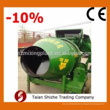 China JZC350A sistema de alimentación automática hormigón móvil con bomba