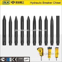 cinzel de martelo hidráulico para todas as escavadoras de marca