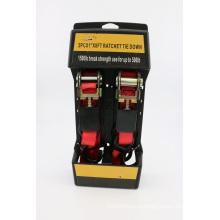 Доступны разные емкости Ремешок для багажа с храповым механизмом
