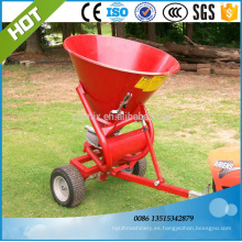 Granja grúa remolcable ATV y esparcidor de arena para la venta