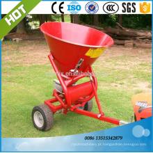 Farm ATV grinder rebocador e espalhador de areia para venda