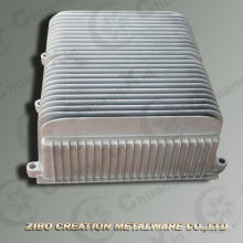 ADC-12 Electromobile Heat Sink Aluminium Die Cast