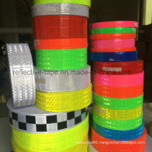 Cold Resistant Micro Prismatic PVC Reflective Tape