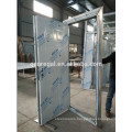 House entrance exterior SS stainless steel door design
