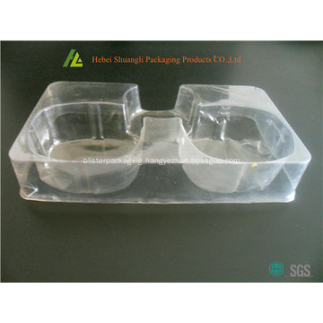 Vacuum Forming Plastic PVC Cosmetic Packing