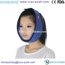 paquete de hielo de la cara del paquete de hielo dental de la cubierta facial