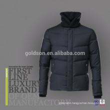Mens wholesale parka jackets European goose down 2017 newest style