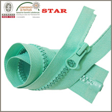Plastic Zipper for Women Bag
