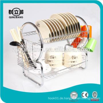 Heißer Verkaufs-Metallküchen-Teller-Zahnstange