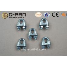 Galvanizado EUA tipo corda de fio maleável Clip - Qingdao aparelhamento