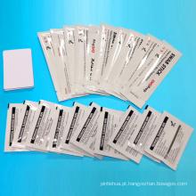 Transferir novamente kits de limpeza DIK10044 com cartões e toalhetes