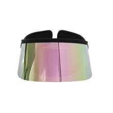 Lila Sonnenschutz Outdoor-Aktivität UV-Schutz