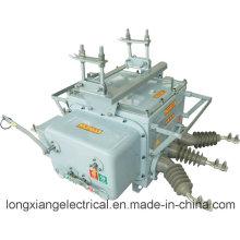 Zw20-12 Tipo Disjuntor De Vácuo De Alta Tensão Ao Ar Livre