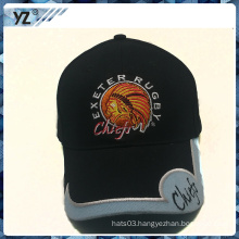 2015 new style custom baseball cap with patch