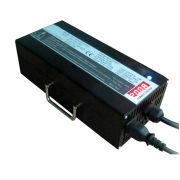 Battery charger for 92.5V Li-ion or Li-polymer battery pack