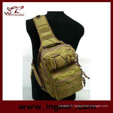 Sport Outdoor Airsoft Sling Bag Backpack Haversack sac Taille S