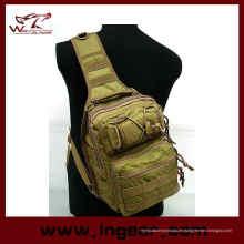 Outdoor-Sport Airsoft Sling Tasche Rucksack Sturmgepäck Tasche Größe S