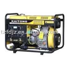 250A welder generator set