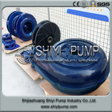Polyurethane Centrifugal Wear Resistant OEM Component