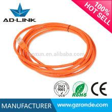 Color Cable RJ45 Cat.5e Patch Cable 20m PVC / LSZH Chaqueta