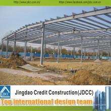 Hohe Qualtiy und Schnell Montieren Stahlbauwerkstatt Gebäude Jdcc1031