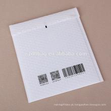 Saco de bolha feito sob encomenda da coextrusão da cópia para o saco de envio pelo correio de envio pelo correio da embalagem da roupa do ar