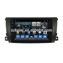 Android 8.0 Car Gps for ZOTYE T600 1 din Car Radio TV Rear Camera Ipod Audio player IPS Screen Car dvd player