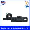 Industria de rodamientos con bloque de almohada revestido negro UCP 211