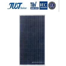 Produits solaires poly à rendement élevé 280W avec certificats CE et TUV