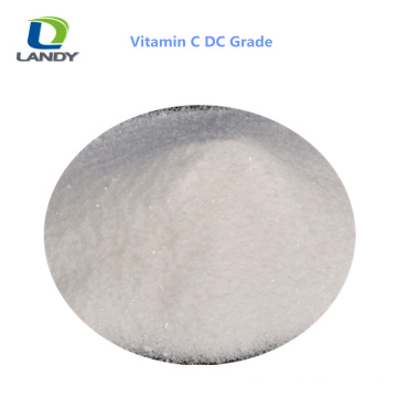 Grado alimenticio Ácido ascórbico DC Granular 90% 93% 95% 97% Vitamina C DC