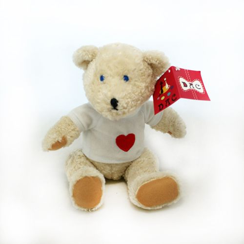 expression bear toy