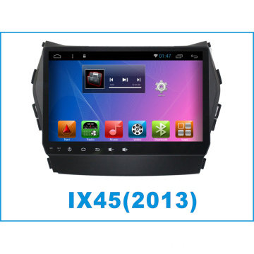 Android System Auto DVD für IX45 9 Zoll Touchscreen mit GPS Navigation
