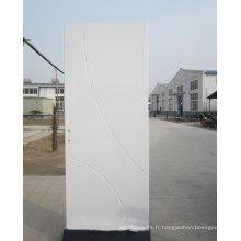 Porte en bois porte/MDF fleur de CNC (FD04)