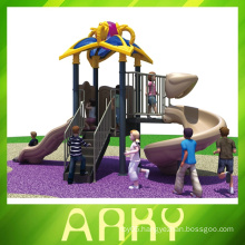 hot sale mute outdoor playground