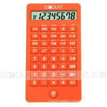 56 Funciones Calculadora científica estudiantil de 10 dígitos con colores atractivos (CA7015)
