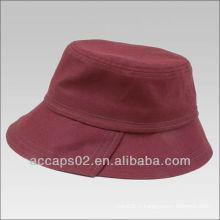 Chapeau et chapeau de camp réglable