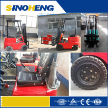 500kg 0.5 Ton Battery Forklift Truck with Best Price for Sale Cpd500